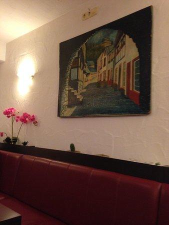 Blankenheimer Ansichten an den Wänden
