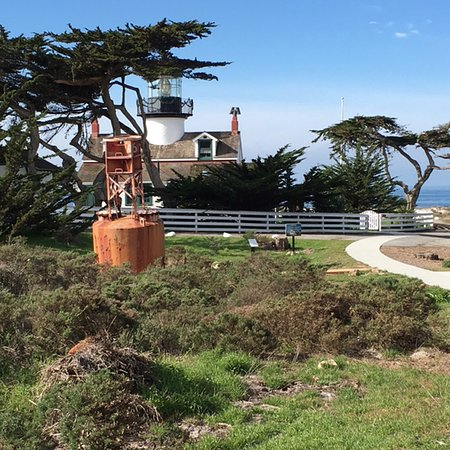 Point Pinos Lighthouse: Piños Point lighthouse