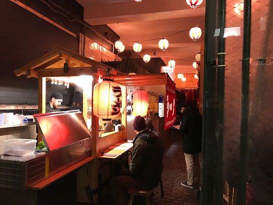 Japanese Restaurant Queen Street Glasgow