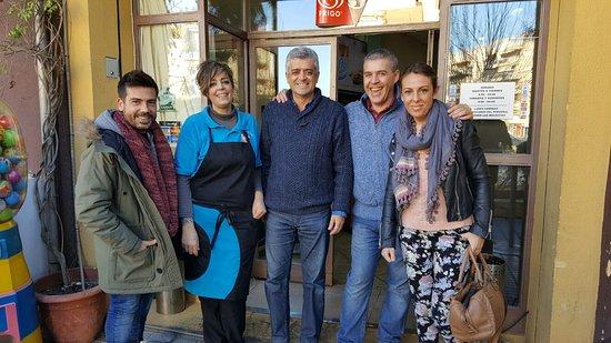 San Juan de Aznalfarache, España: Bien Trabajao
