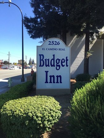 Budget Inn Redwood City: Economy place to stay in Heart of Silicon Valley