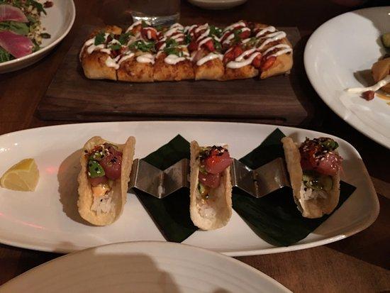 JOEY Crowfoot: Hawaiian Tuna Tacos