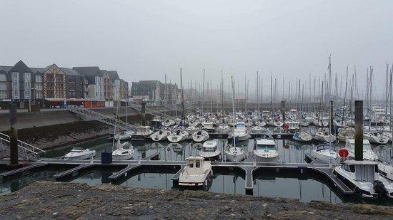 Port crouesty photo de miramar la cigale hotel thalasso spa arzon tripadvisor - Port du crouesty restaurant ...