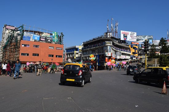 Police Bazar: Police Bazaar Other Side