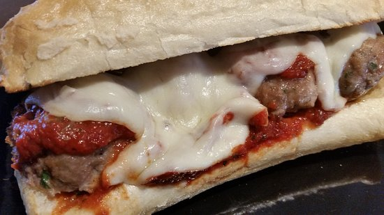 Geneva, IL: Meatball Sandwiches on Wednesdays.All made here!