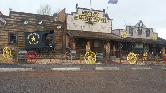 Williams, AZ: real old west flavor