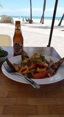 Sunny Isles Beach, Φλόριντα: El Tayta Peruvian Bistro
