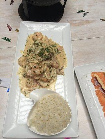 Excelente comida