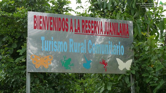 Actuar: Juanilama Eco-Reserva