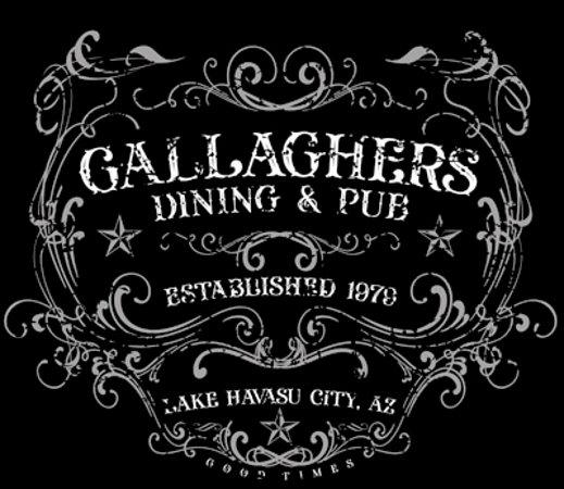 Gallagher's Dining & Pub: Oldest Irish Pub in Lake Havasu City