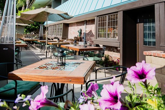 Amigo Spot: Private catered events are always welcome for the patio