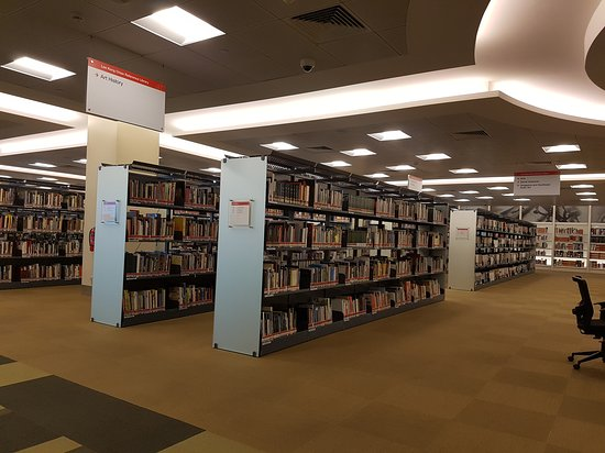 Nationale bibliotheek Singapore
