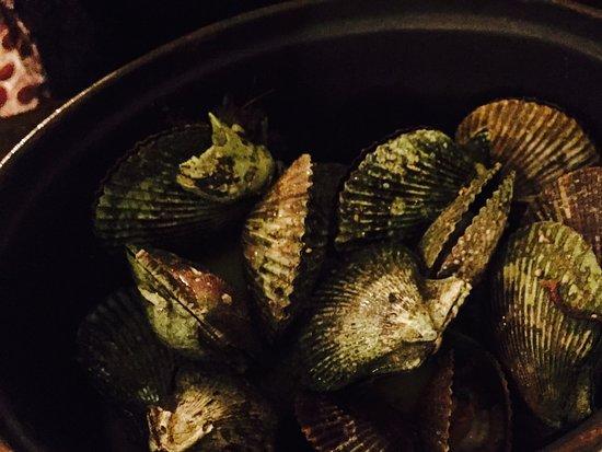 Le Repaire de Cartouche: The clams