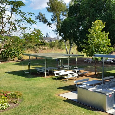 Mount Isa, Australia: BBQ area