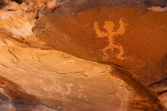 Canyon of the Ancients Guest Ranch: Petroglyph panel - Northside of ranch