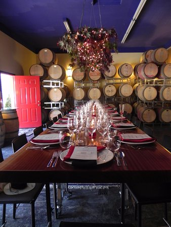 Vashon, WA: Special Wine Dinners at Palouse!
