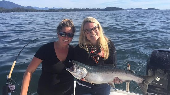 Tofino Saltwater Sports Fishing Charters