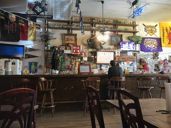 Llano, TX: bar