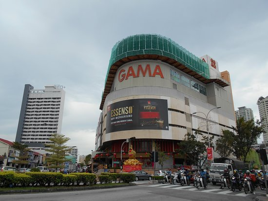 Gama Supermarket & Department store