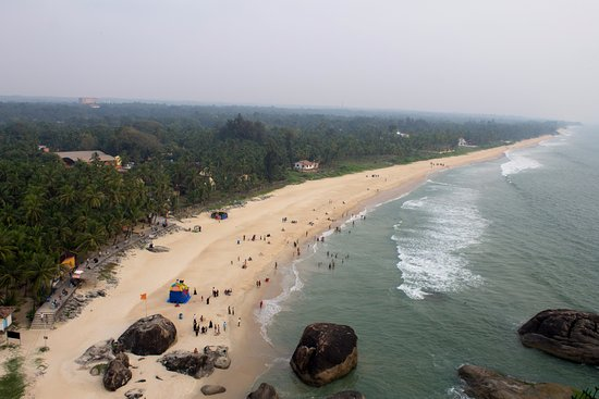 Udupi, India: Kapu Beach