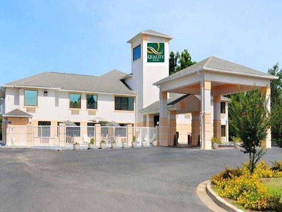Sandersville, Gürcistan: Hotel Exterior