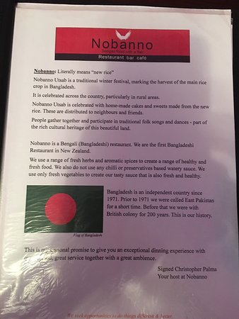 photo0 jpg - Picture of Nobanno, Christchurch - TripAdvisor