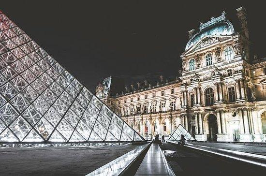 行列をスキップ:パリルーブル美術館ガイドツアー
