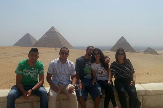 Day-Tour of Cairo Highlights and Giza