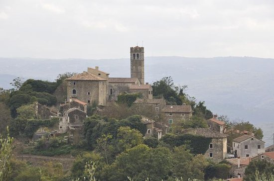Full-Day Tour of Istria's Medieval...