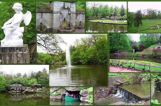 Arboretum Sofiyevka Park à Uman de...