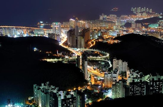Busan Night Tour inklusive en...