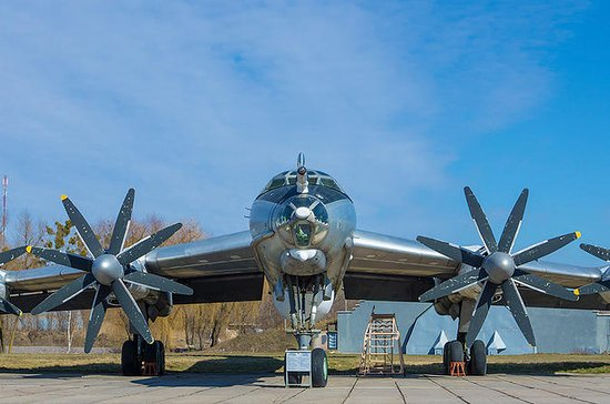 Privat tur av Museum of Aviation i...