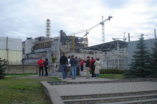 Chernobyl Power Station, Pripyat...