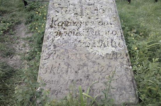 Polish Cemetery in Zvenigorodka from ...