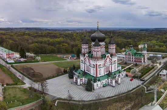 Kluizen in de Hermitage-stijl in Kiev