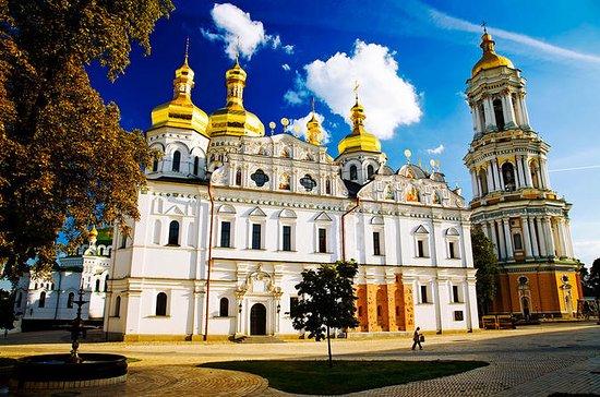 Monasterio de Kiev Pechersk Lavra