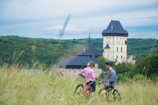 Scenic Karlstejn Castle Bike...