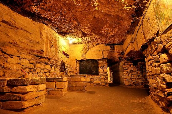Odessa Private Catacombs Tour