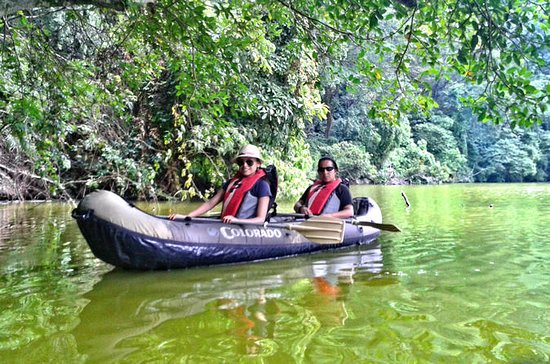 Colima Volcano Trekking Plus Kayaking...