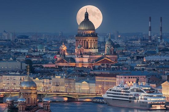 St. Petersburg Private Tour with...