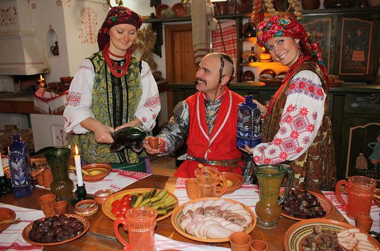 Tour Gastronômico Ucraniano