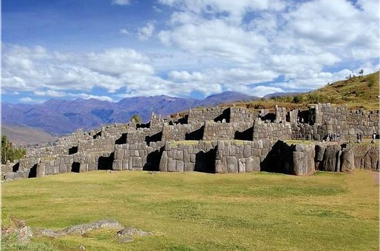Shared Cusco City Tour by Bus