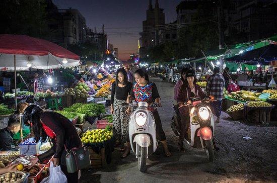 3-Hour Mandalay Night Local Street Food Tour