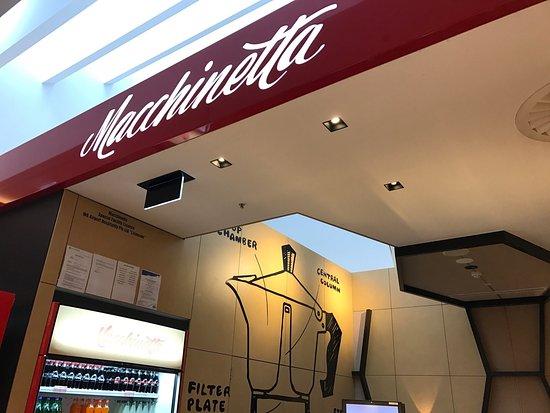 Redcliffe, Avustralya: Macchinetta