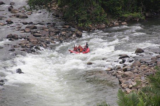 Pagaralam Rafting Wisata