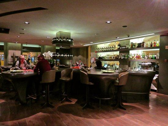 Restaurante Figus: The Bar Area