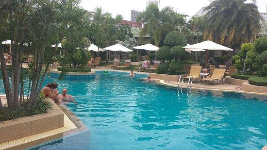 Thai Garden Resort: 20160806_112803_large.jpg
