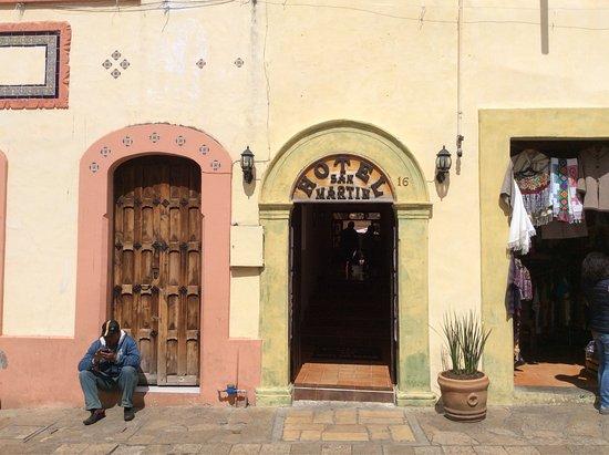 Hotel San Martin: photo1.jpg
