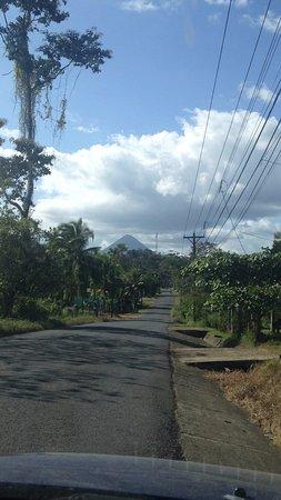 Chachagua, Kosta Rika: Entorno cercanías del hotel