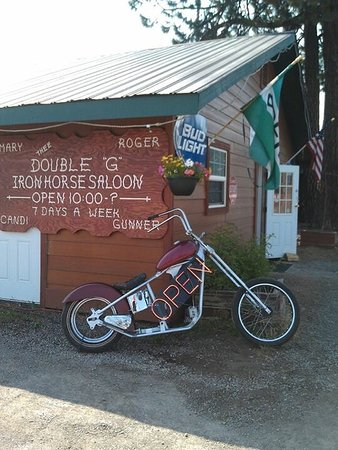 The Double G - Iron Horse Saloon